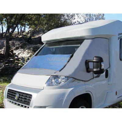 Volets isothermes PANO OPTIMA exterieurs pour camping car et fourgon