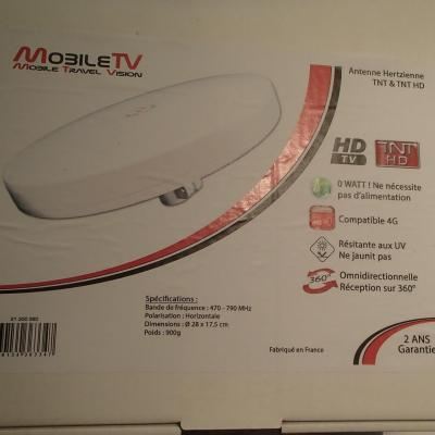 Antenne omnidirectionnelle Omni PRO - MobileTV